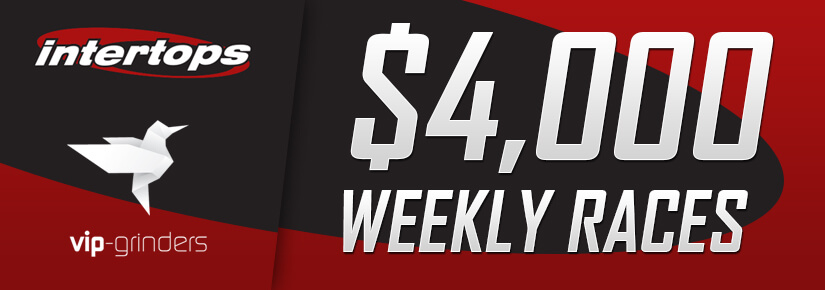 $4,000 Weekly Intertops Races