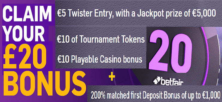 betfair poker promotions