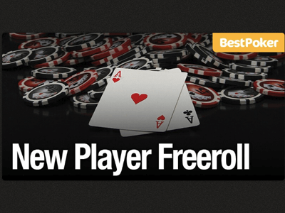 New-player-freeroll