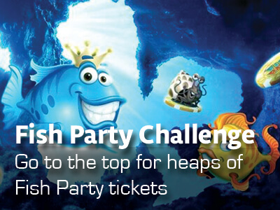 betsson fish party