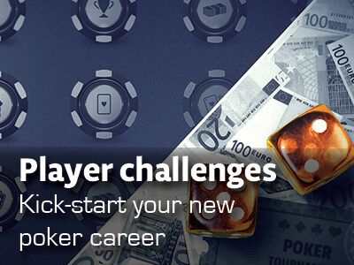 player challenge