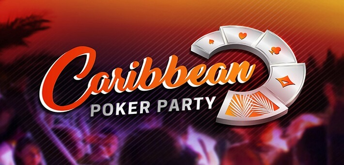 2017 Caribbean Poker Party Schedule