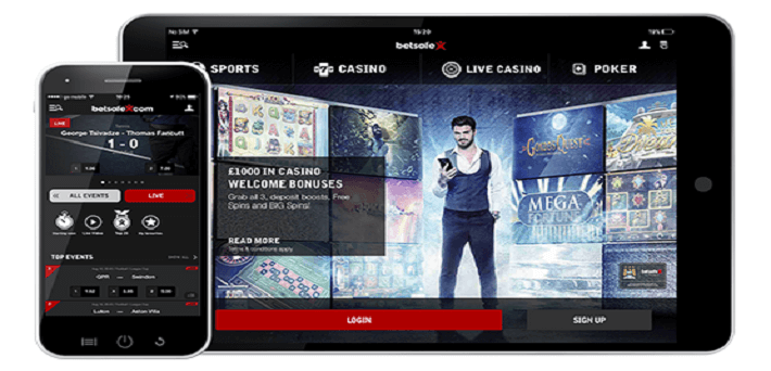 Betsafe Mobile Poker Apps