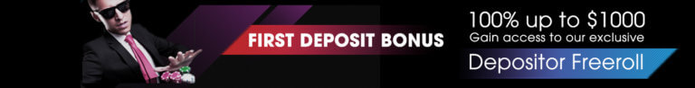 WPN Americas Cardroom and Blck Chip Poker First Deposit Bonus