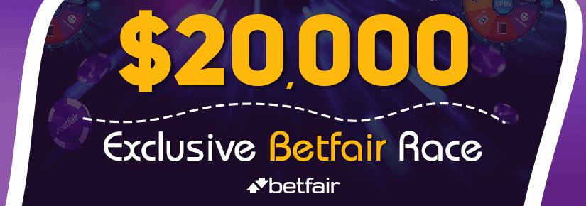 $20,000 Exclusive Betfair Race