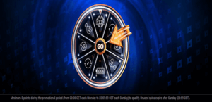 Partypoker Wheel
