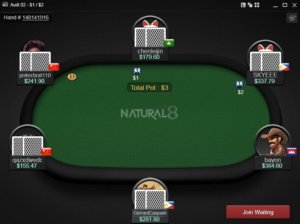 Natural8-Table