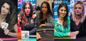 As jogadoras mais bonitas do Poker Brasileiro