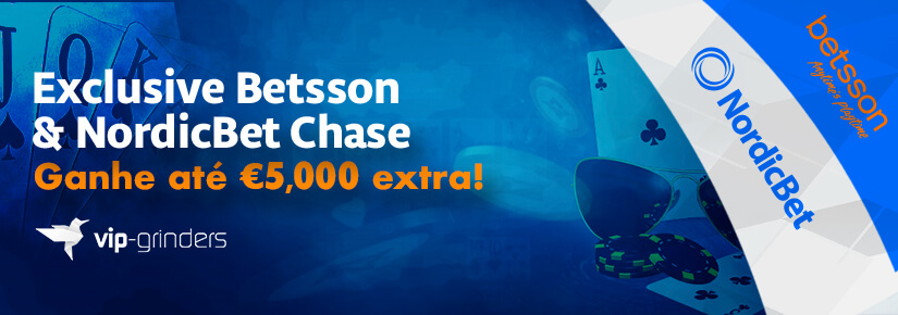 Exclusive Betsson & Nordicbet Chase