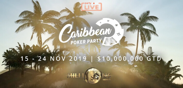 Bahamas Caribbean-Poker-Party-2019
