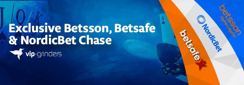 Betsson, Betsafe & Nordicbet Chase