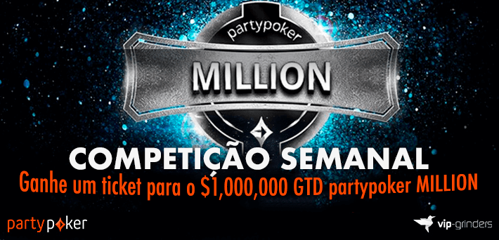 GANHE-TICKET-PARTYPOKER-MILLION