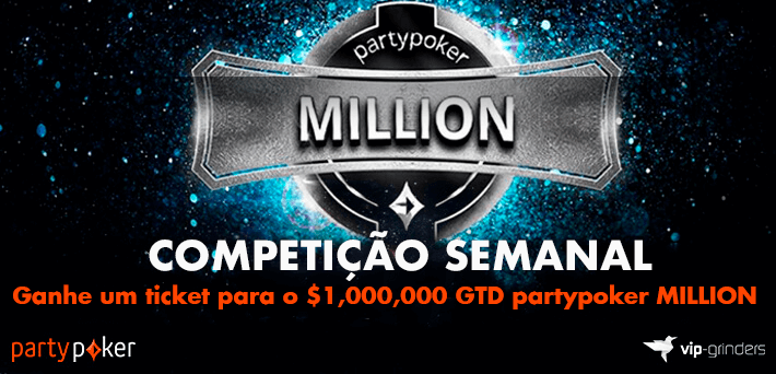 Competição-Semanal Million Online