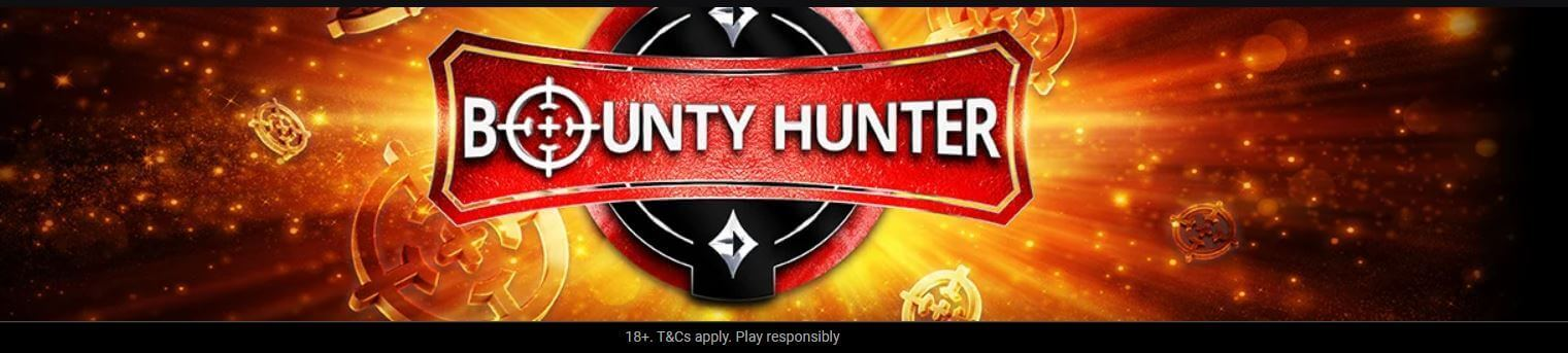 partypoker bounty hunter