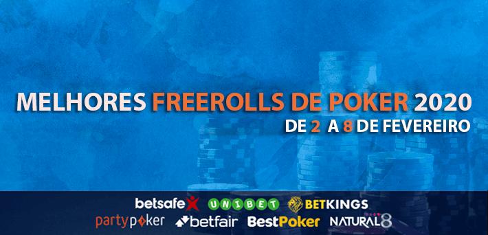 MELHORES-FREEROLLS-DE-POKER-2-A-8-FEVEREIRO-2020