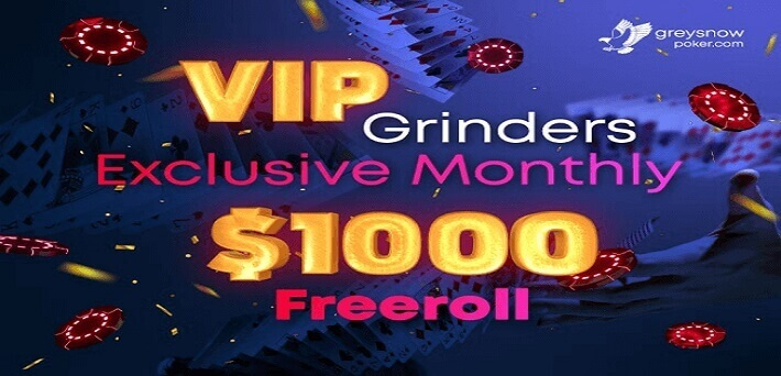 Freeroll-Exclusivo-GreySnow-Poker